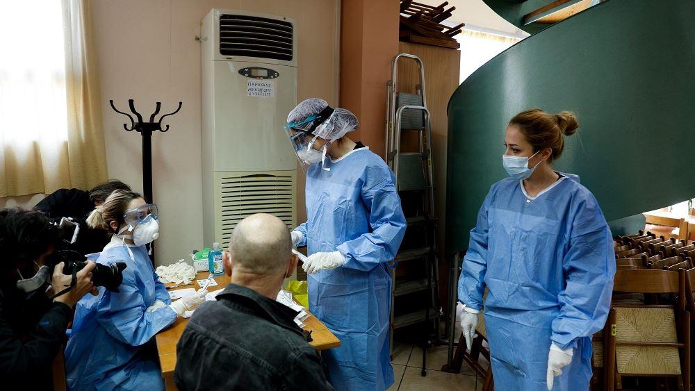 Κορονοϊός: Ξεκίνησαν και στην Κρήτη οι Κινητές Ομάδες Υγείας