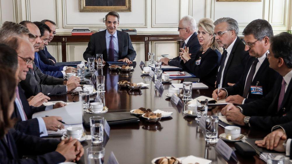 Δέσμευση τραπεζών σε Κ. Μητσοτάκη να επανεξετάσουν τις χρεώσεις τους