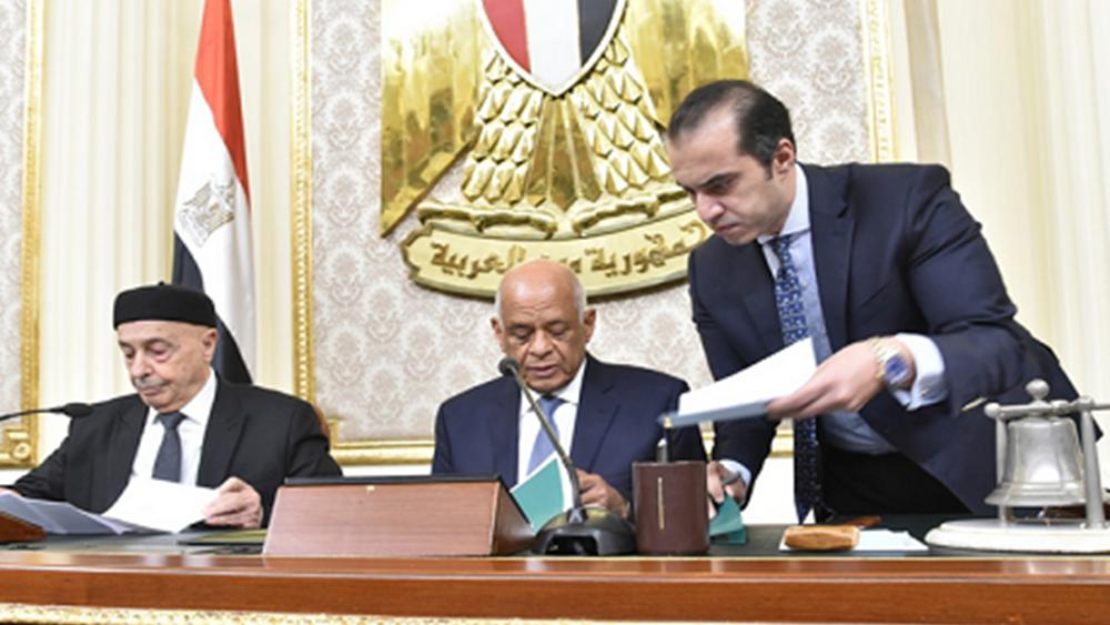 Πρόεδρος Λιβυκής Βουλής: Θα ζητήσουμε τη στρατιωτική βοήθεια της Αιγύπτου αν υπάρξει ξένη παρέμβαση