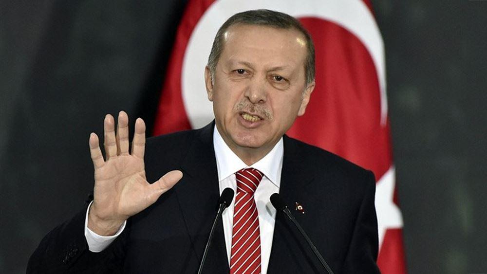 Το υπαρκτό παραλήρημα Ερντογάν για τα σύνορα και η γκάφα του ΑΠΕ