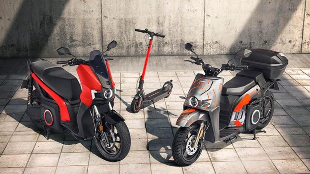 Η Seat MÓ ενισχύει τη στρατηγική αστικής κινητικότητας