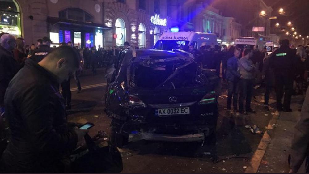 Ουκρανία: Τουλάχιστον 5 νεκροί και έξι τραυματίες από όχημα που έπεσε πάνω σε πεζούς στο Χάρκοβο