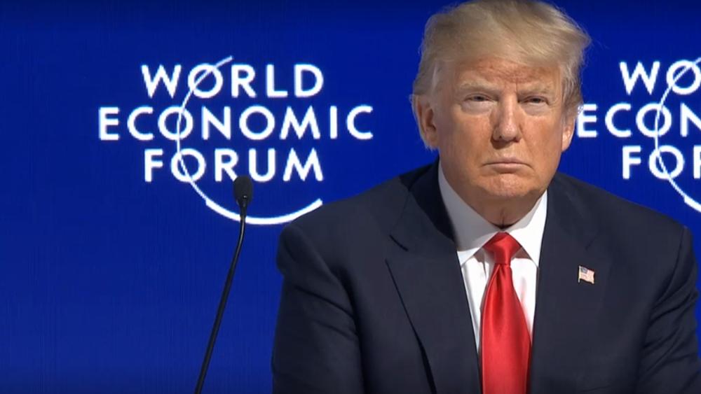 Παγκόσμιο Οικονομικό Φόρουμ: Ο Τραμπ αναμένεται στη σύνοδο του Νταβός
