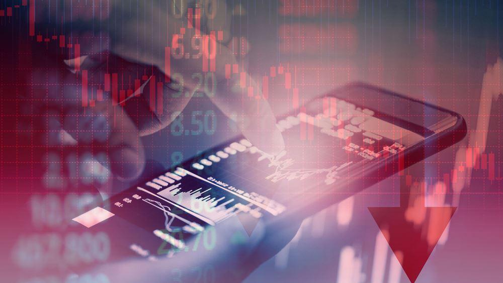 Σε κρίσιμα τεχνικά επίπεδα υποχωρεί το Χρηματιστήριο