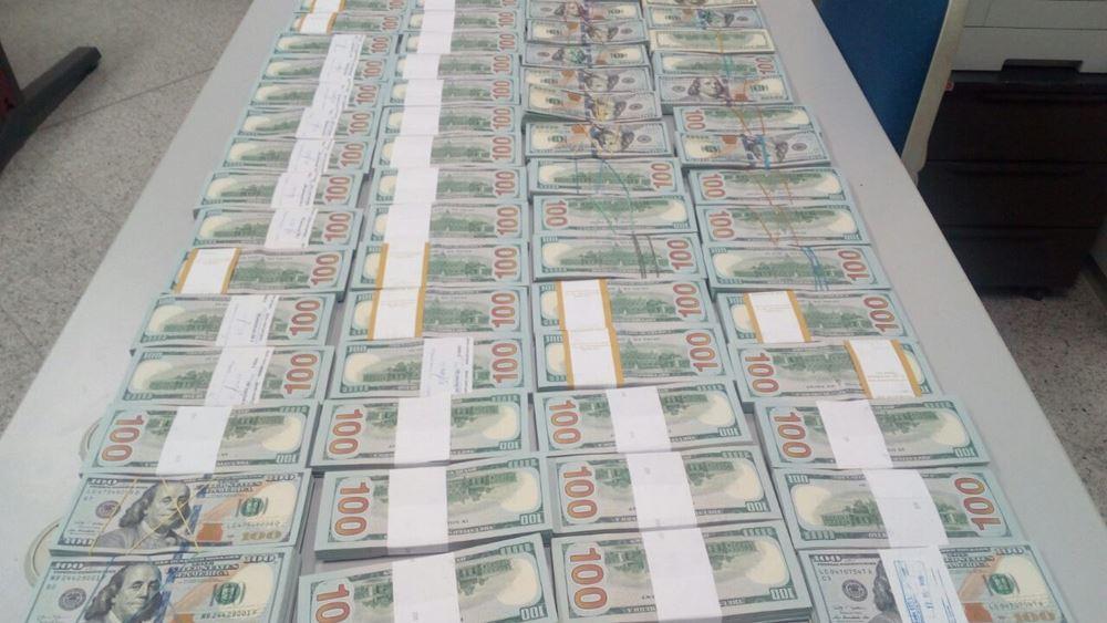 Ρώσος με 800.000 δολάρια αδήλωτα εντοπίστηκε στο Ελ. Βενιζέλος