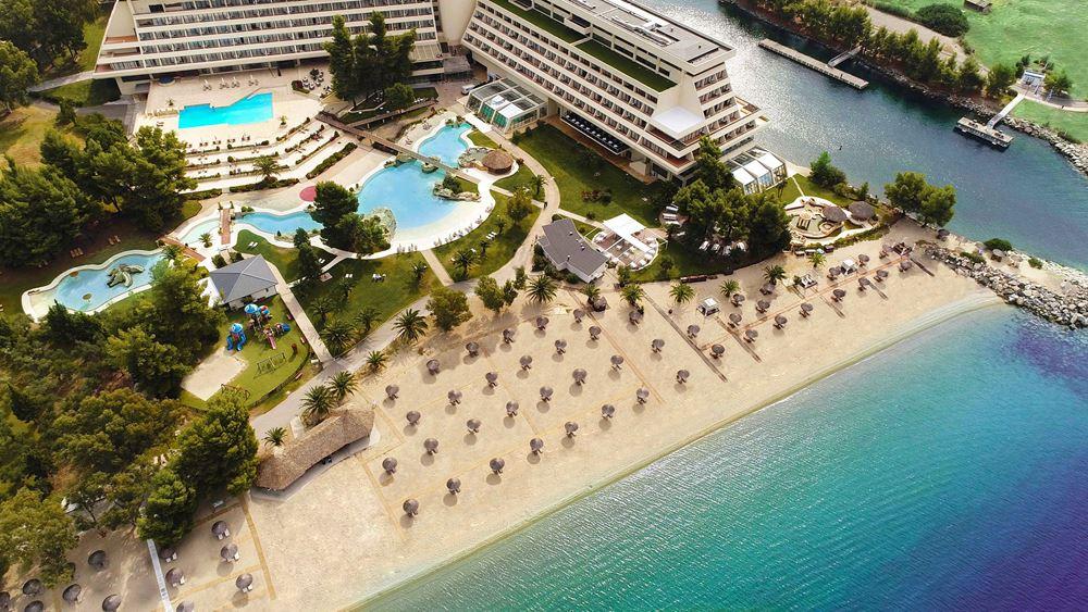 Ανοίγει τον Απρίλιο το Porto Carras Grand Resort