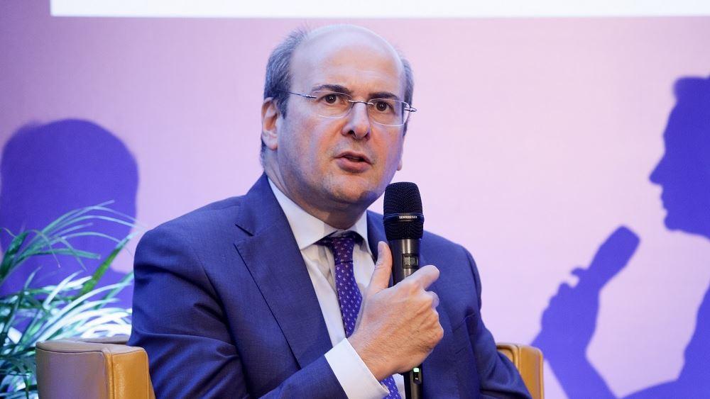 Κ. Χατζηδάκης: Οι εννέα άξονες της περιβαλλοντικής πολιτικής της κυβέρνησης