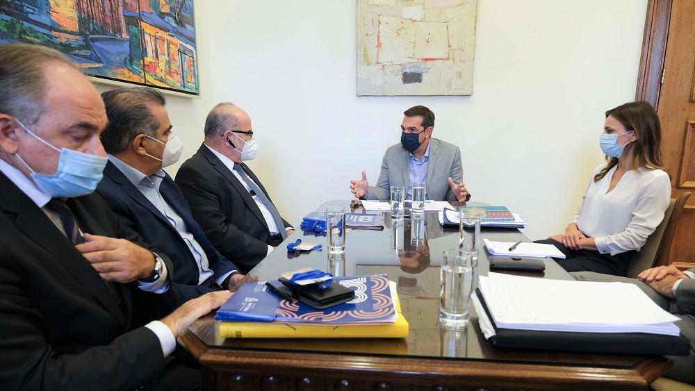 Τσίπρας: Οι ευρωπαϊκές χώρες νομοθετούν αναστολή πλειστηριασμών και ο Μητσοτάκης επισπεύδει τη χρεοκοπία πολιτών και επιχειρήσεων