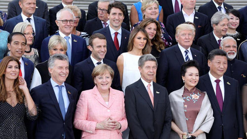 Η παγκόσμια οικονομική διακυβέρνηση στο επίκεντρο της G20