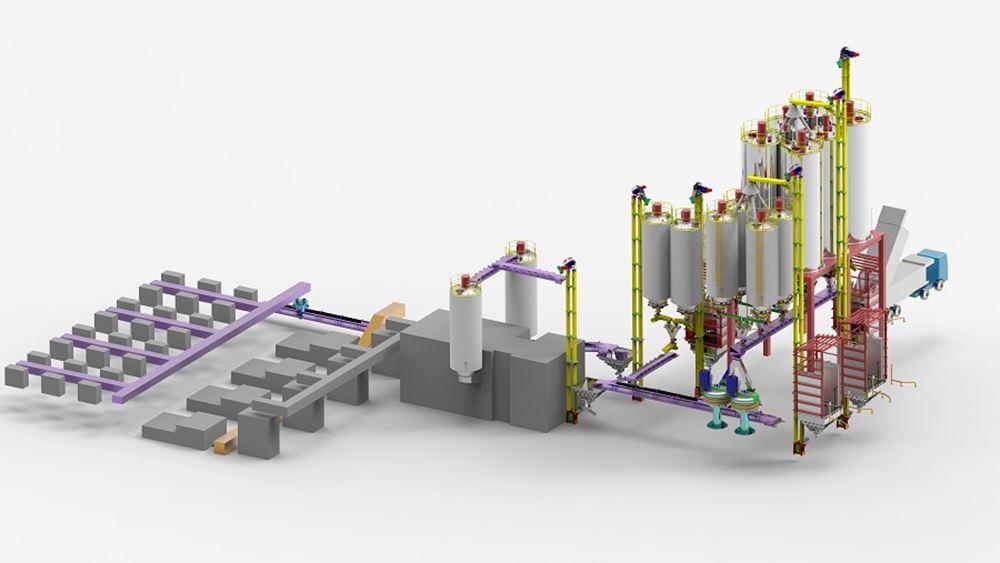Πυλώνας ανάπτυξης για την Acmon Systems η επένδυση στην Υαλουργία