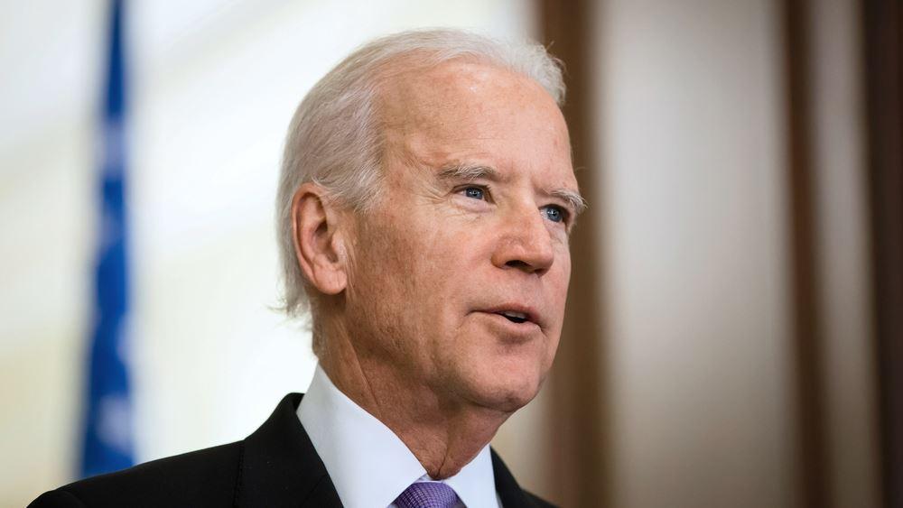 ΗΠΑ: Ο Τζo Μπάιντεν ανακοίνωσε την υποψηφιότητά του για το χρίσμα των Δημοκρατικών
