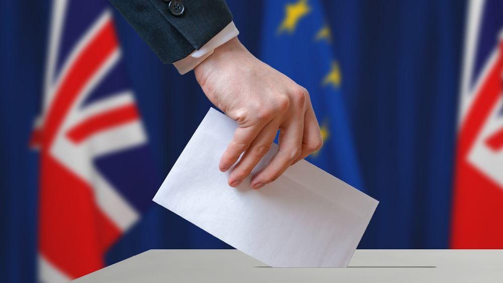 """""""Χάρτης'' τεσσάρων σημείων για την έκβαση των βρετανικών εκλογών και του Brexit"""