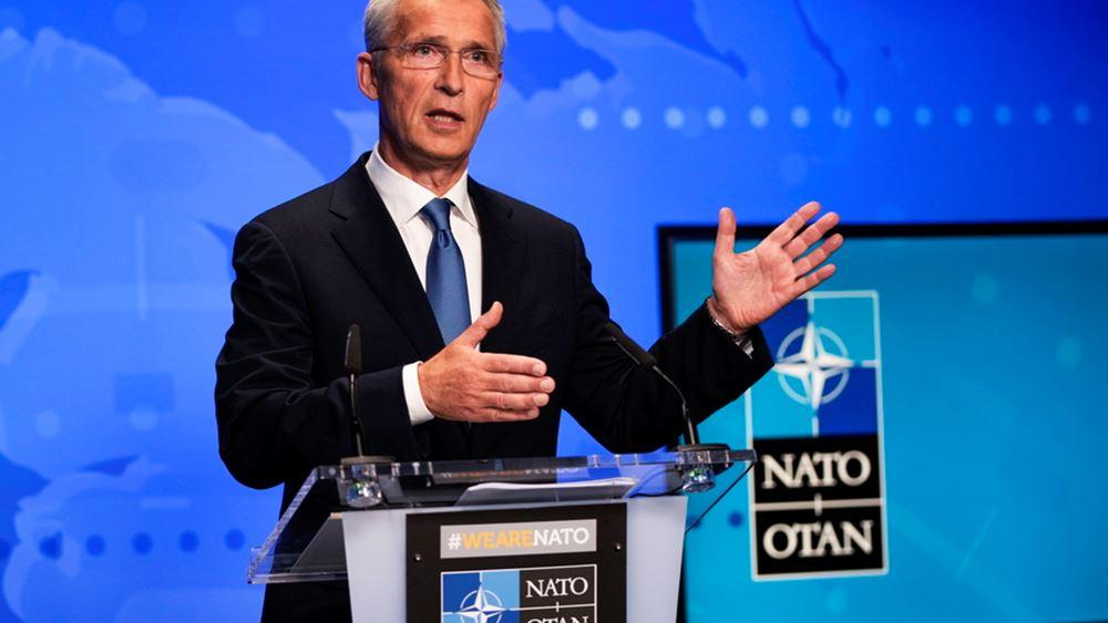 Στόλτενμπεργκ: Δεν θα δεχτούμε το Αφγανιστάν να γίνει ξανά ασφαλές καταφύγιο τρομοκρατών