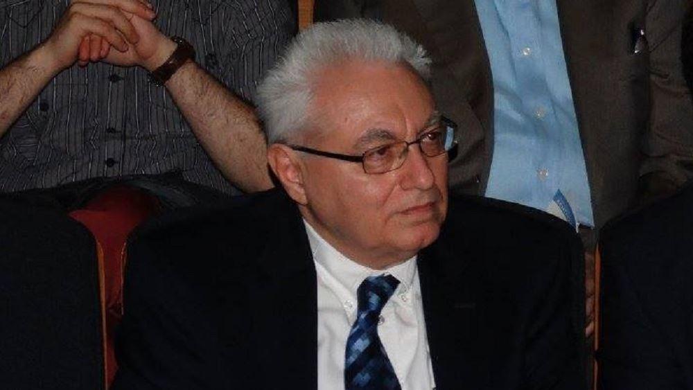 Νεκρός στο γραφείο του βρέθηκε ο πρόεδρος του Κέντρου Ελληνικής Γλώσσας, Ιωάννης Καζάζης