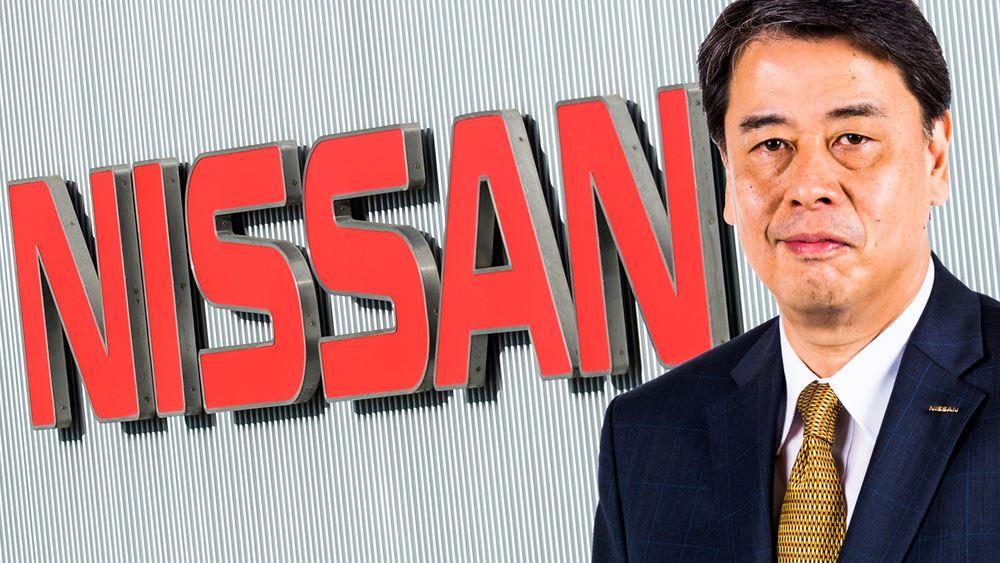 Nissan Motors: Νέος CEO ο Makoto Uchida