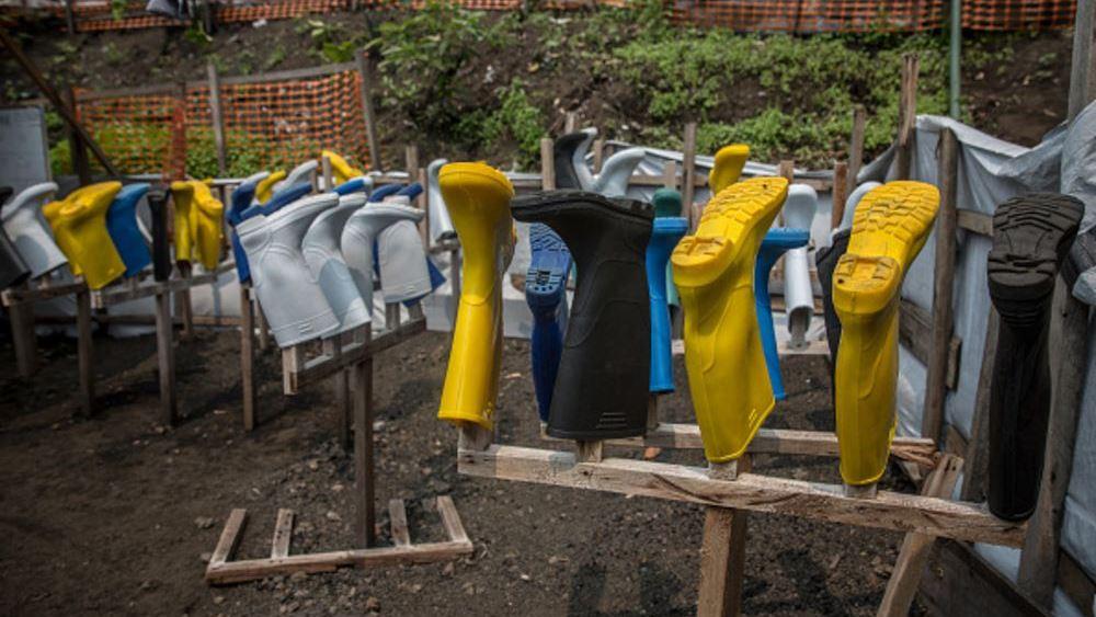 Το ξέσπασμα του Έμπολα δεν είναι μόνο πρόβλημα του Κονγκό