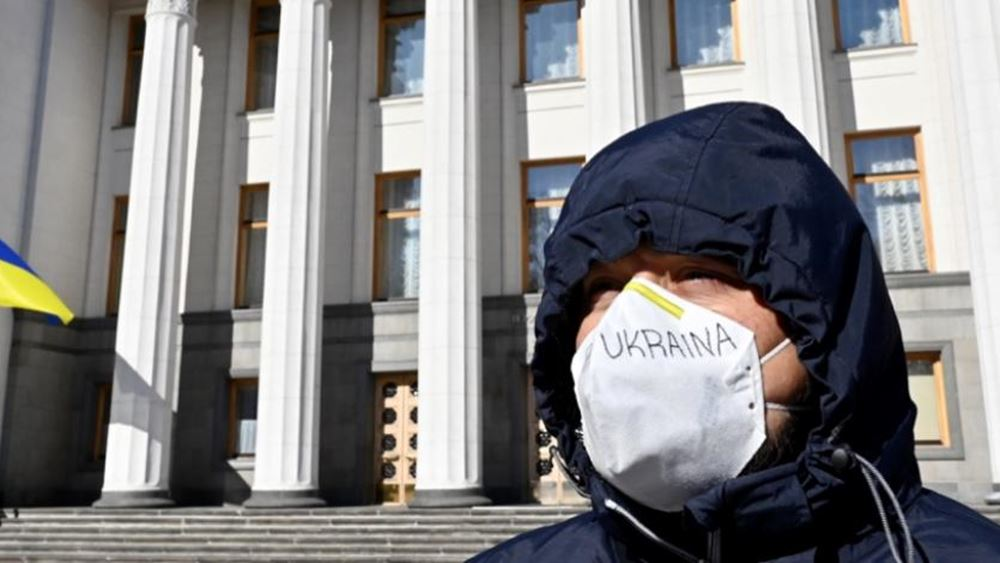 Ουκρανία: Ρεκόρ 1.271 κρουσμάτων κορονοϊού σε 24 ώρες