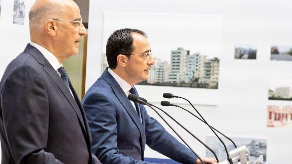 Χριστοδουλίδης για Τουρκία: Η ΕΕ θα πρέπει να αντιδράσει άμεσα και αποφασιστικά