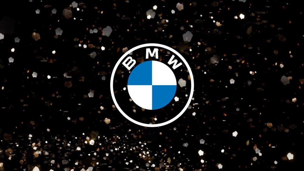 Νέο λογότυπο για τις online & offline επικοινωνίες της BMW