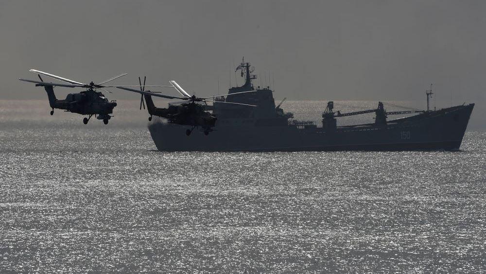 ΗΠΑ και Ρωσία σε τροχιά σύγκρουσης στη Μαύρη Θάλασσα