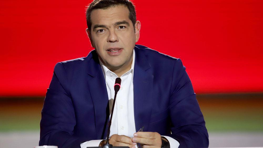 """Ο Τσίπρας έχει νέα για τους """"53"""": Λέμε """"ναι"""" σε """"οραματική"""" πασοκοποίηση"""