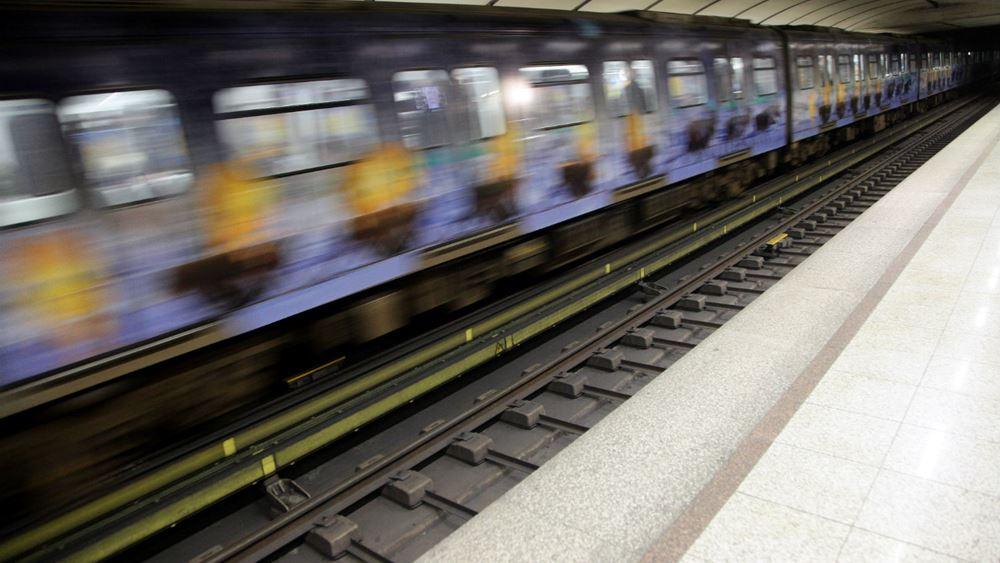 """Άνοιξε ο σταθμός μετρό """"ΠΑΝΕΠΙΣΤΗΜΙΟ"""""""