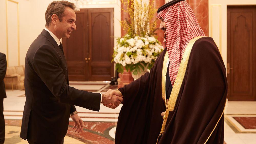 Οι οικονομικές, επενδυτικές και γεωπολιτικές προεκτάσεις της επίσκεψης Μητσοτάκη στην Αραβική Χερσόνησο