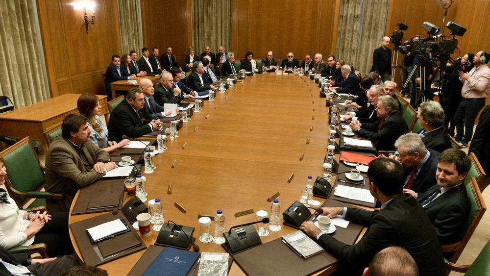 """Έρχεται """"ανασχηματισμός""""- Συνεδριάζει η Πολιτική Γραμματεία ΣΥΡΙΖΑ"""