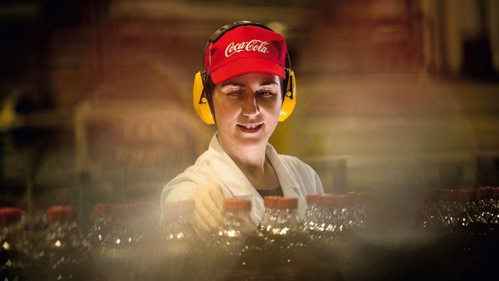 Η Coca-Cola στην Ελλάδα δίπλα σε όσους έχουν πληγεί από τις πυρκαγιές