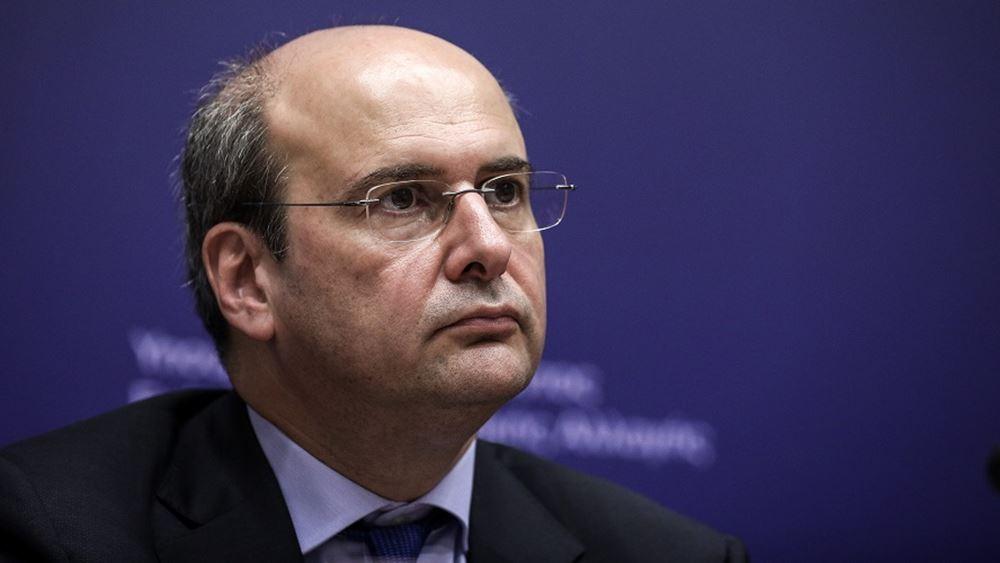 """Χατζηδάκης: Η Τουρκία είναι """"παραφωνία"""" στην ευρύτερη περιοχή"""