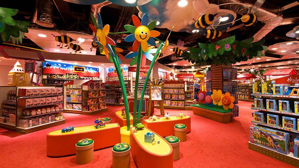 Εξαγοράζεται από την Reliance Industries η εμβληματική βιομηχανία παιχνιδιών Hamleys