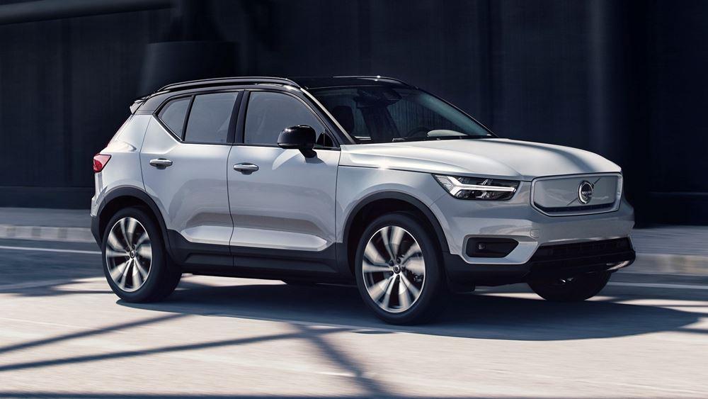 Volvo: Εντυπωσιακές επιδόσεις για το 2020