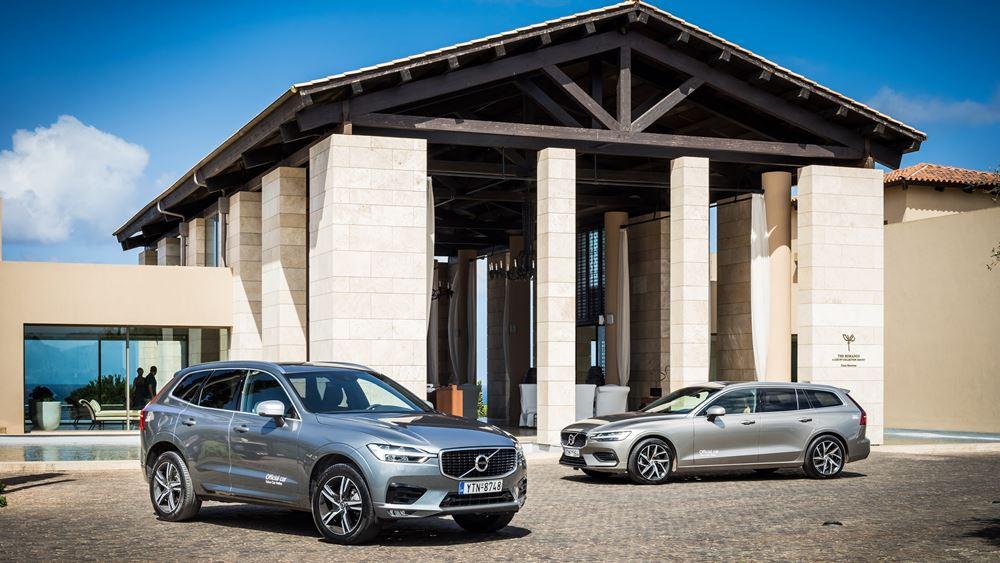 Συνεργασία Volvo Car Hellas και Costa Navarino