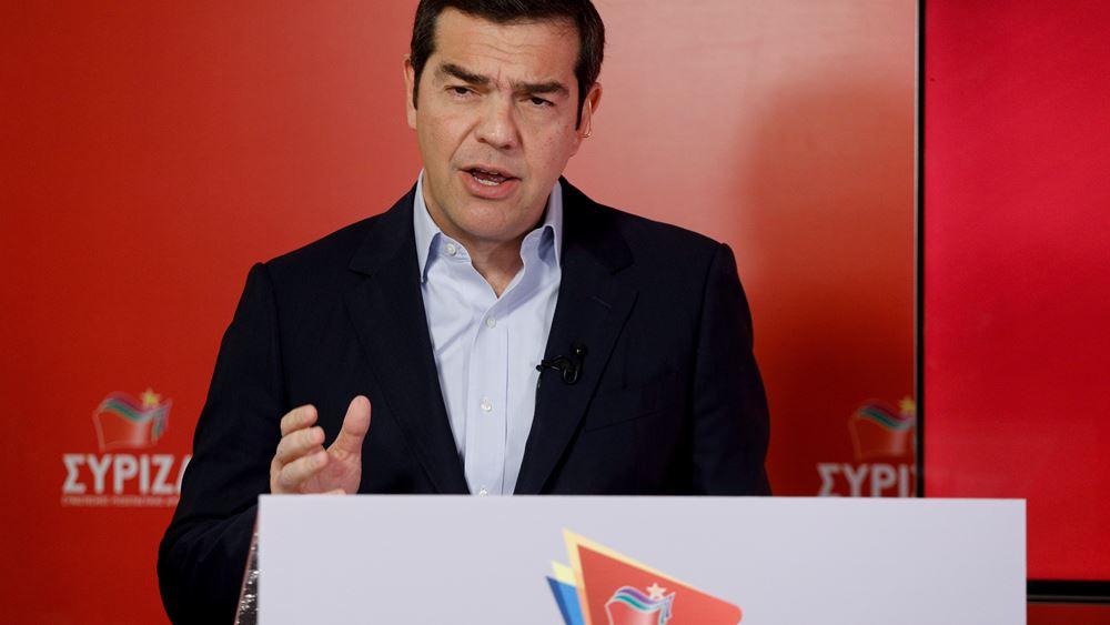 Τσίπρας σε ΠΓ ΣΥΡΙΖΑ: Δεν υπάρχουν εύκολες απαντήσεις στην Οικονομία
