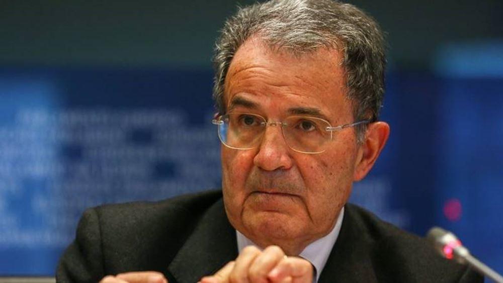 Ιταλία - Πρόντι: Η συμμετοχή του Μπερλουσκόνι στην κυβερνητική πλειοψηφία δεν αποτελεί πλέον ταμπού