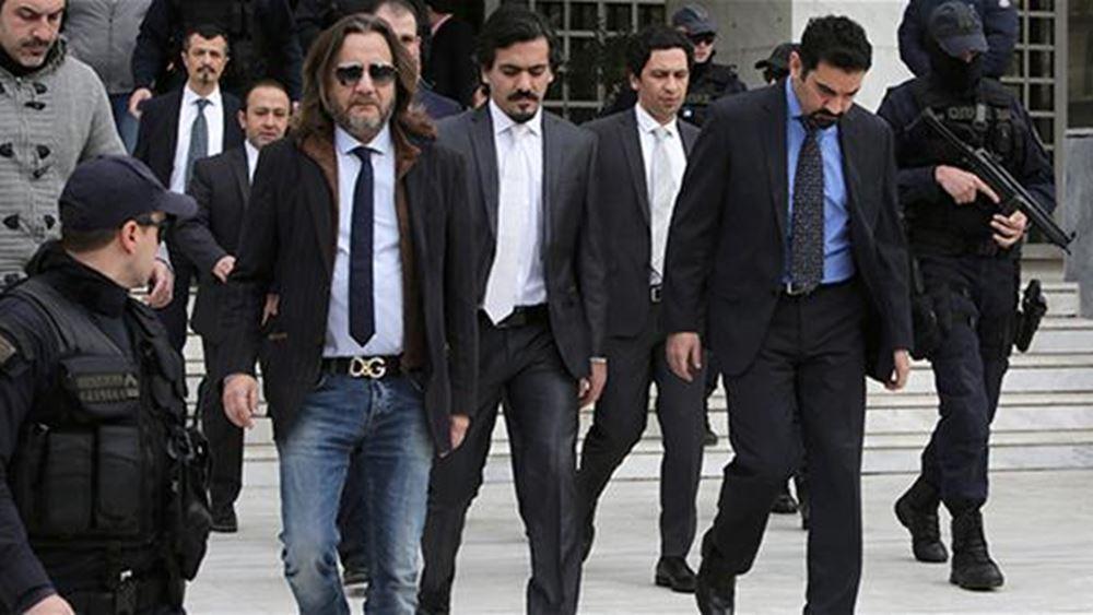 Τούρκοι αξιωματικοί: Μόνο αν πάρουν άσυλο θα φύγουν από τη χώρα