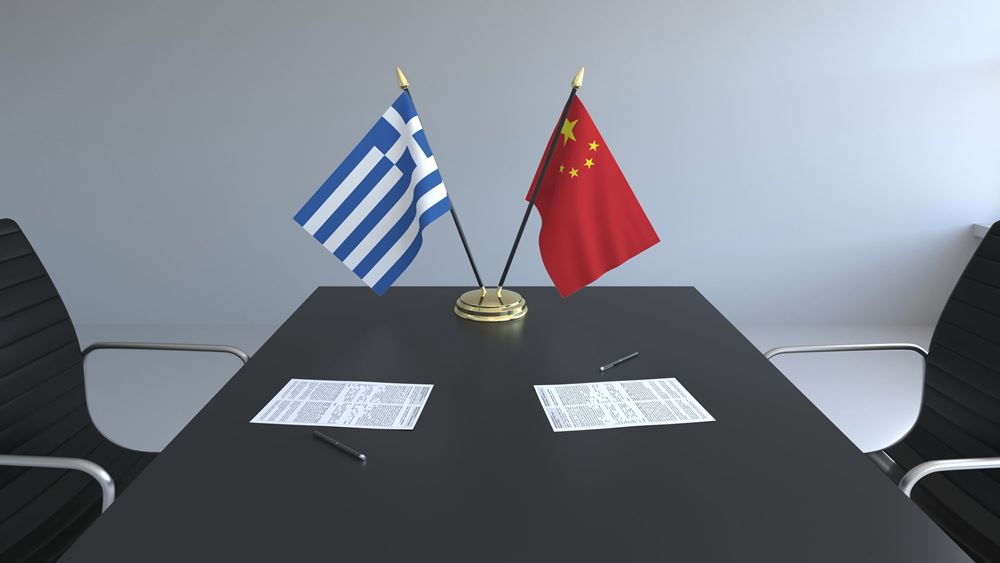 Total value of Greek-Chinese trade at 4.5 bln euros