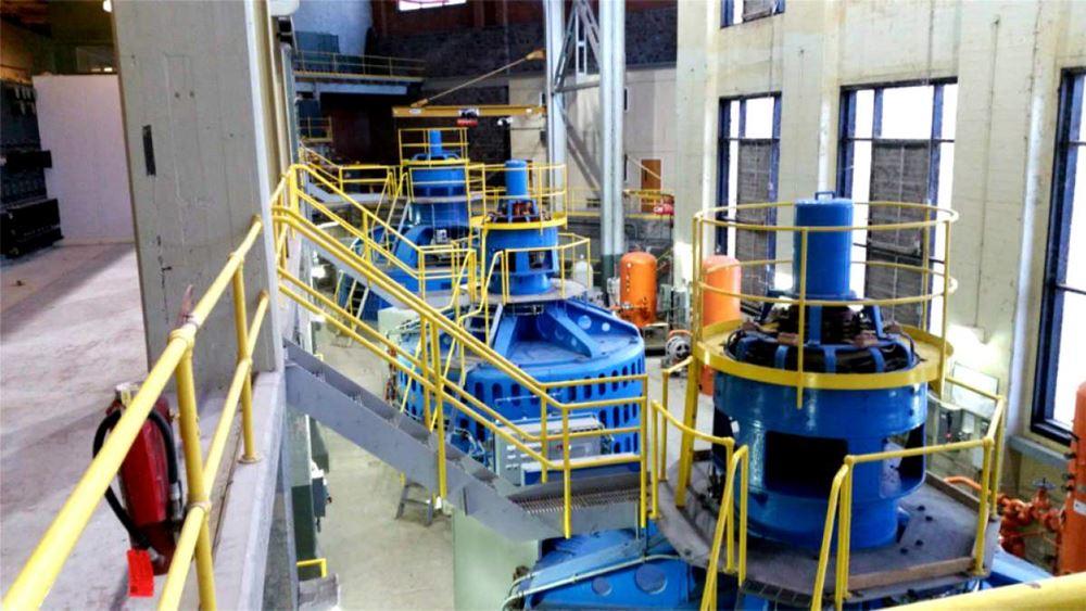 Κοζάνη: Σε εμπορική λειτουργία ο πρώτος αυτοδιαχειριζόμενος υδροηλεκτρικός σταθμός της χώρας