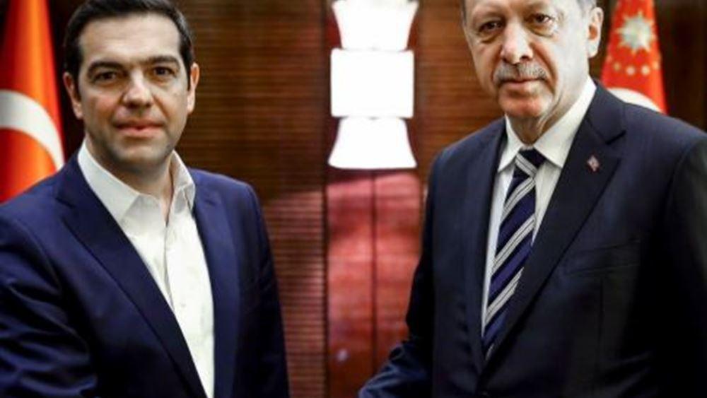 Το πρόγραμμα Τσίπρα σε Τουρκία- Ραντεβού με Ερντογάν και Βαρθολομαίο