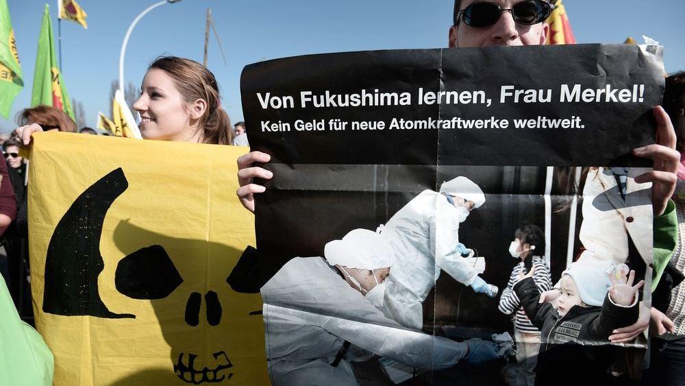 """Η πυρηνική ενέργεια """"όπλο"""" κατά της κλιματικής αλλαγής - Το λάθος της Γερμανίας μετά τη Φουκουσίμα"""