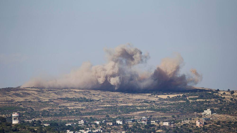 Συρία: Τουλάχιστον 101 νεκροί σε μάχες κυβερνητικού στρατού - τζιχαντιστών