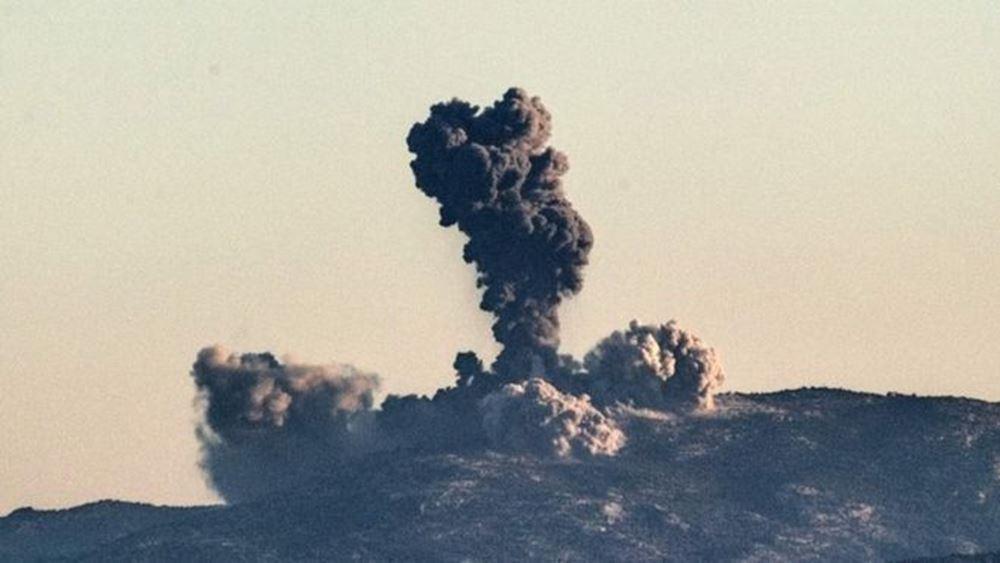 Συνεχίζεται η τουρκική επέλαση: Και άμαχοι Σύροι μέσα στους νεκρούς