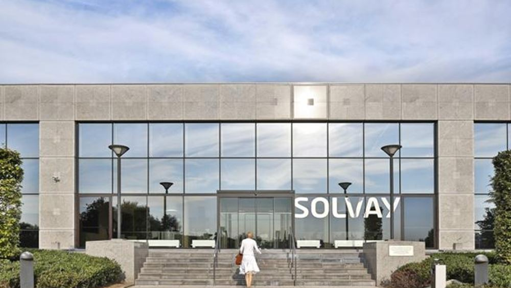 Solvay: Αυξήθηκαν τα καθαρά κέρδη για το δ΄ τρίμηνο