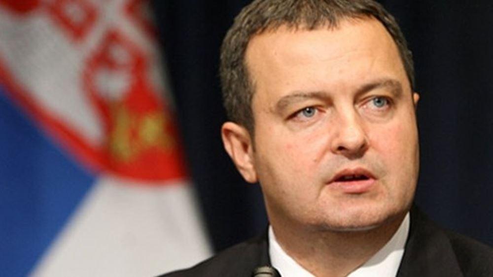 Σερβία: Η απόφαση της Ελλάδας να κλείσει τα σύνορα βλάπτει τα συμφέροντα της ίδιας