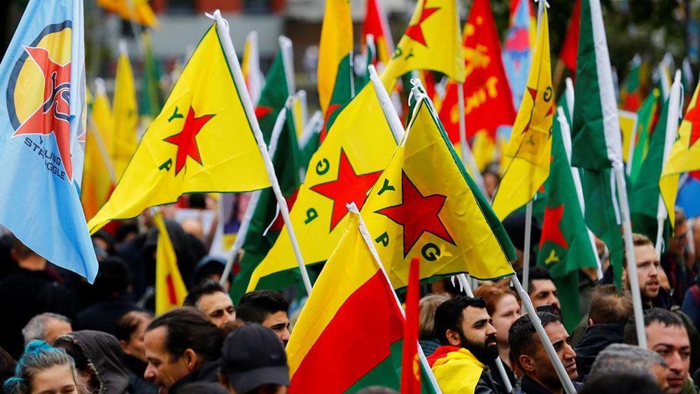 Γερμανία: Διαδήλωση κατά της τουρκικής επιχείρησης στη Συρία