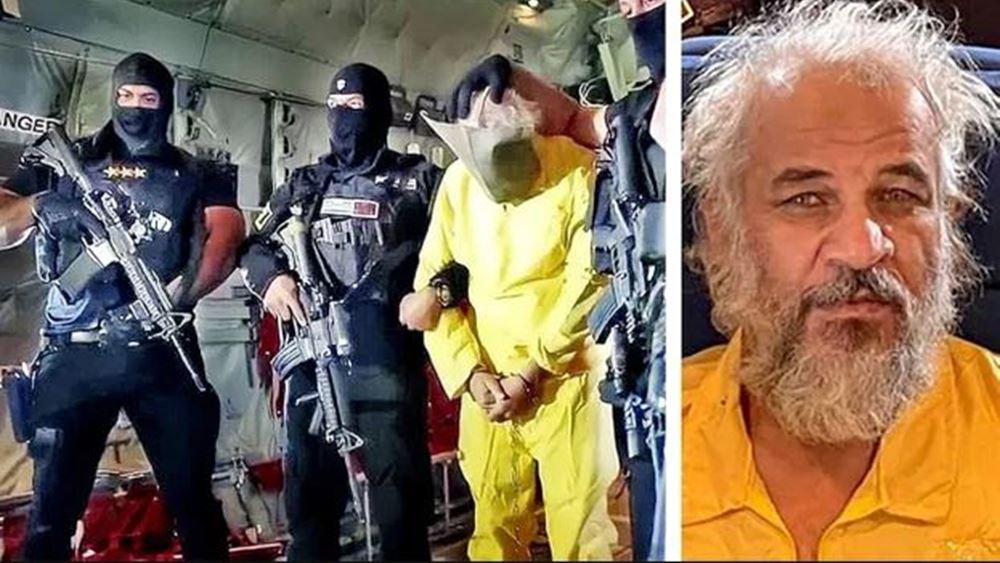 Ο υπαρχηγός του αλ-Μπαγκντάντι συνελήφθη στην Τουρκία από δυνάμεις του Ιράκ