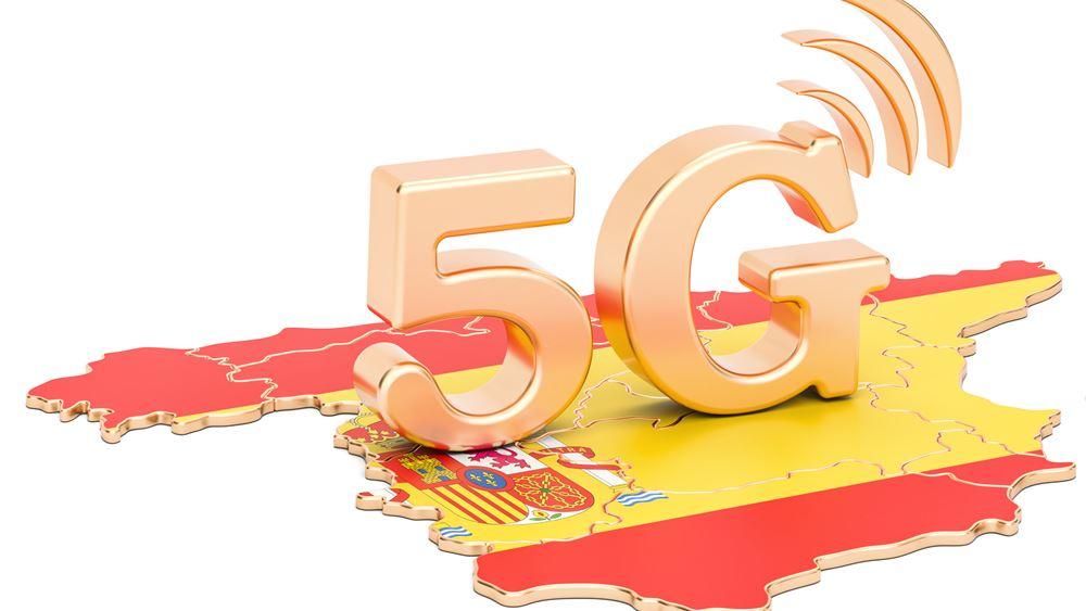 Nokia και Ericsson ανέλαβαν εξ ημισείας τη χρήση του ισπανικού δικτύου 5G thw Telefonica