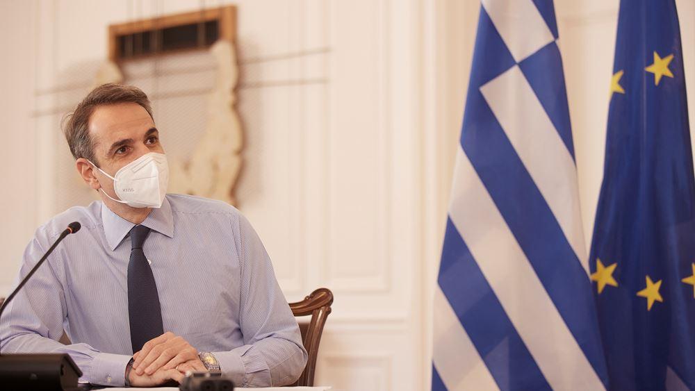 """Κυρ. Μητσοτάκης για εξελίξεις στο ευρωπαϊκό ποδόσφαιρο: """"Η πρόταση για κλειστή λίγκα είναι λάθος"""""""