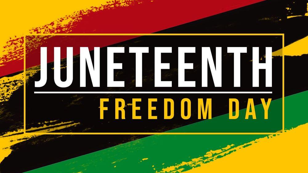 ΗΠΑ: Η χώρα τίμησε το τέλος της δουλείας κηρύσσοντας τη 19η Ιουνίου σε εθνική αργία