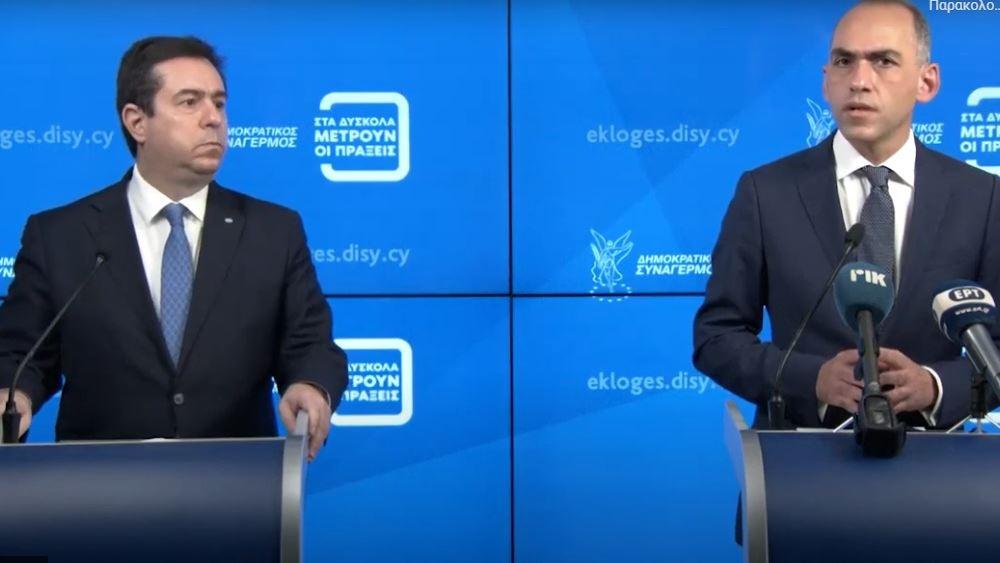 Μηταράκης: Η Κύπρος ή 5 νησιά του Αιγαίου δεν μπορούν να σηκώσουν μόνα τους το βάρος του μεταναστευτικού